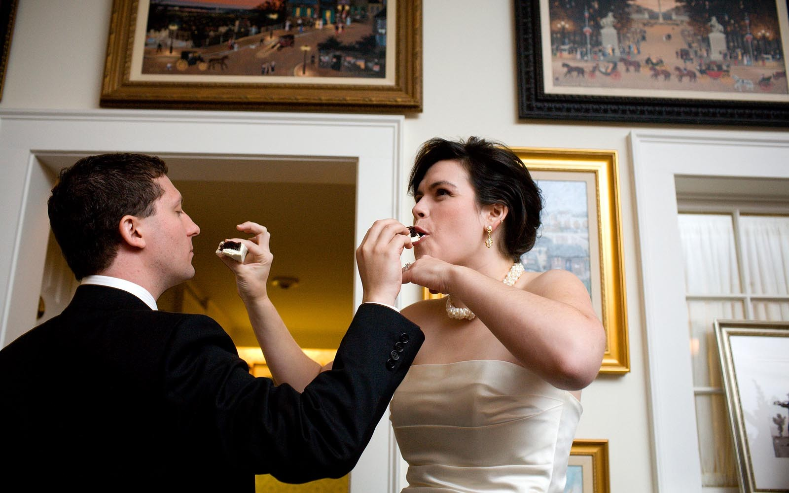 Photographing couples' celebrations across New England.
